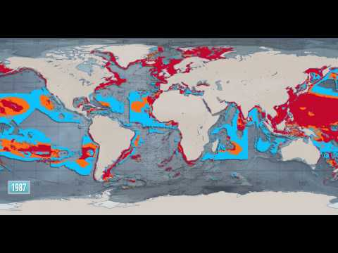 Global And European Fisheries Map