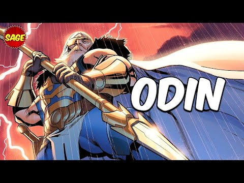Who is Marvel's Odin? Father of Thor - Nearly Omnipotent