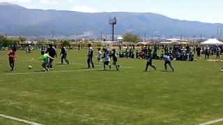 2013年5月3日adidasプレゼンツ木村和司サッカー教室