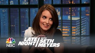 Tina Fey Talks Filming with Maya Rudolph, Amy Poehler and Rachel Dratch
