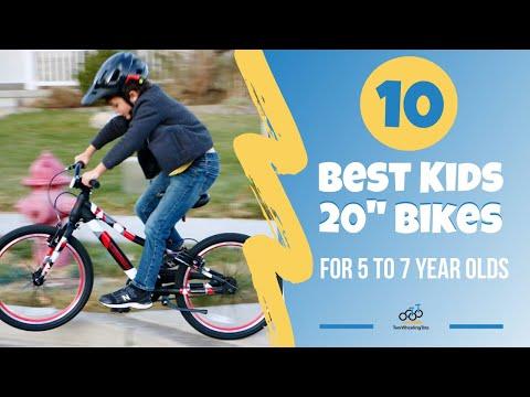 The 7 Best Bikes for children