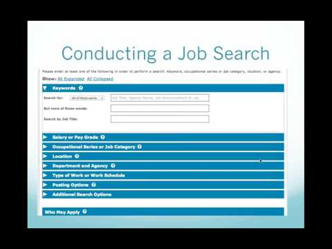 Resume Writing for USAJobs gov