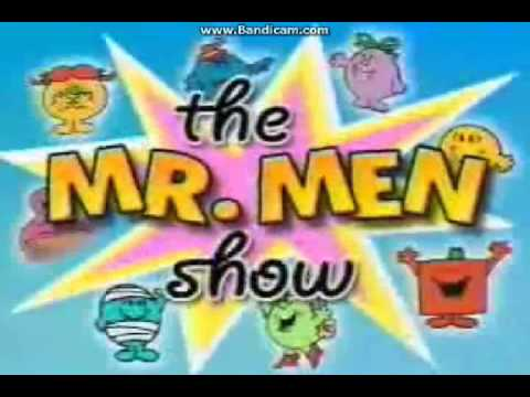 The Mr Men Show Intro Over The Years 1995 - 2009
