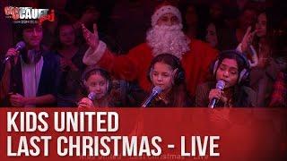 Kids United - Last Christmas - Live - C'Cauet sur NRJ