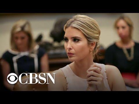 "The Atlantic reports on Ivanka Trump's ""dreamworld"""