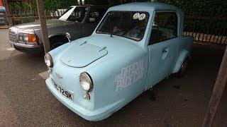 A Slightly Shambolic Shuffle Around the Retro Rides Weekender with HubNut - Lloyd Vehicle Consulting