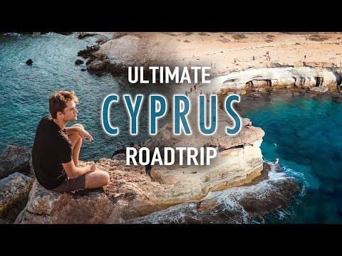 Ultimate Cyprus Roadtrip   1,500km in 10 Days