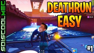 DEATHRUN EASY, PARCOURS OF THE SDIE FACILE, CODE NOKSS, MODE CREATIVE, FORTNITE