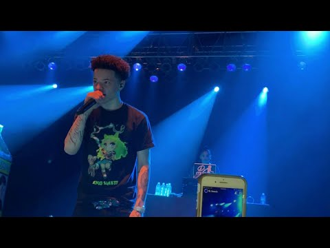 """Lil Mosey - """"Noticed"""" LIVE @ The National in Richmond, VA 3/24/19"""