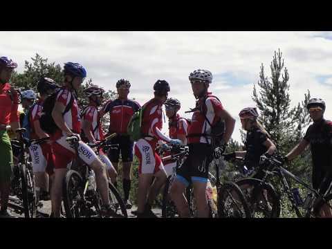 Nissedal - Arendal. Sykkeltur med ACC