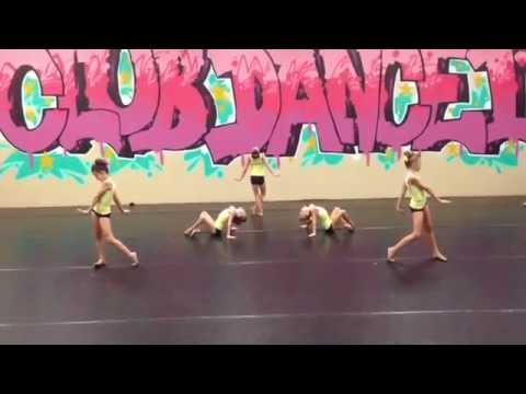 Fresh Faces dancing to  California Gurls  by Katy Perry