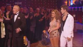 Pasha Kovalev & Chelsee Healey - Showdance (Strictly Final) (Training, Dance & Scores)