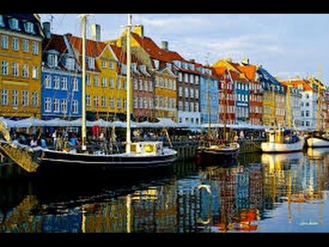 Copenhagen, Denmark in 4K (UHD)
