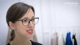 Coralie Marabelle Interview| Press Day AW15 | La Redoute