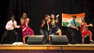 Fashion Show & Finale (Dance Performance) - UBC UTSAV Deepmala 2013