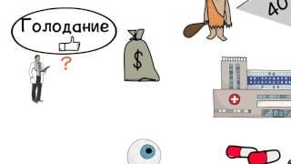 Чудо голодания  Поль Брэгг   Анимированный обзор книги(, 2017-02-15T06:57:11.000Z)