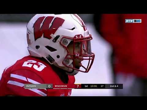 Wisconsin Badgers - Wisconsin 31, Rutgers 17: Badgers become bowl-eligible