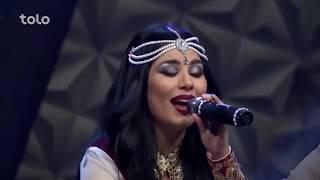 Aryana Sayeed - Folk Performances / آهنگ های شاد محلی توسط آریانا سعید