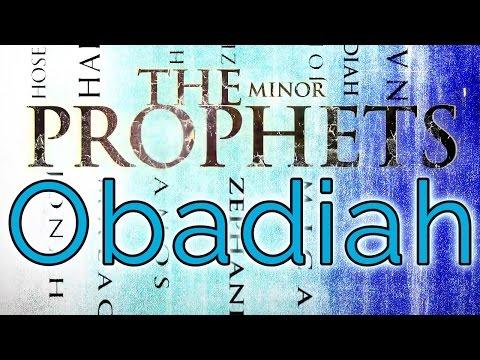 Minor Prophets  Obadiah