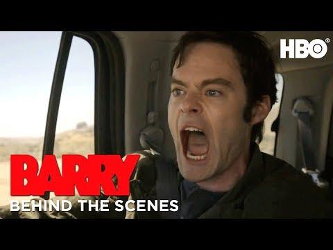 BTS: Inside Episode 6 w/ Bill Hader & Alec Berg   Barry   HBO