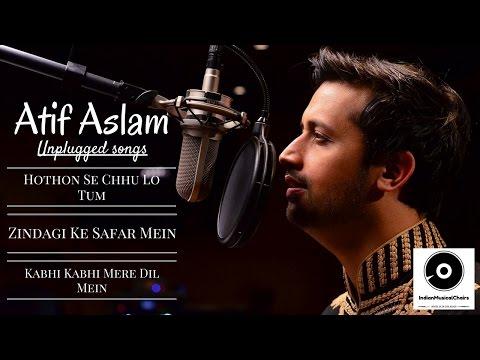 Atif Aslam - Hothon Se Chhu Lo Tum | Zindagi Ke Safar Mein | Kabhi Kabhi Mere Dil Mein