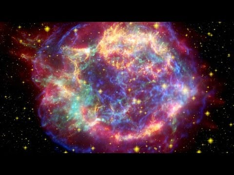 NASA | Fermi Proves Supernova Remnants Produce Cosmic Rays