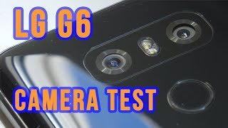 LG G6 - Camera Test 4K@30fps