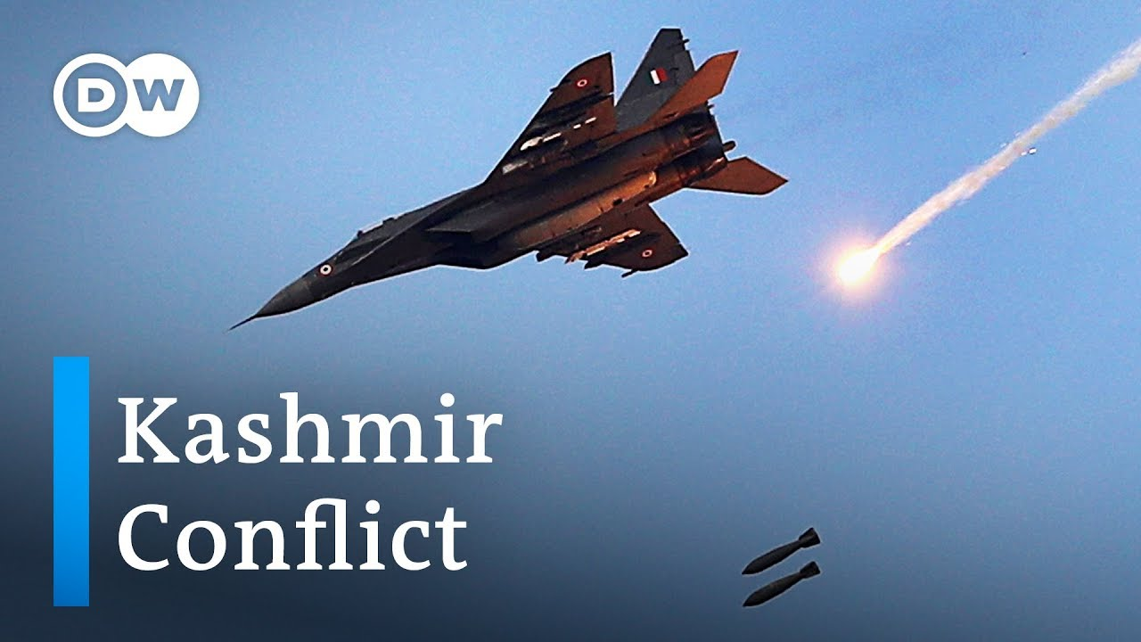India launches air strikes on ...