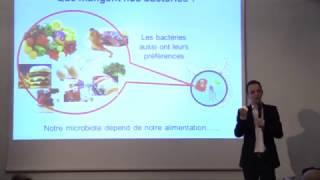 """""""L'intestin : notre deuxième cerveau ?"""": conférence de Gabriel Perlemuter"""