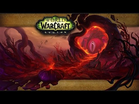 WoW: Legion - Suramar - A Growing Crisis (The Emerald Nightmare)