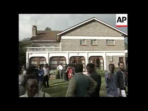 Kibaki victory speech, Kenyatta concedes defeat, celebrations