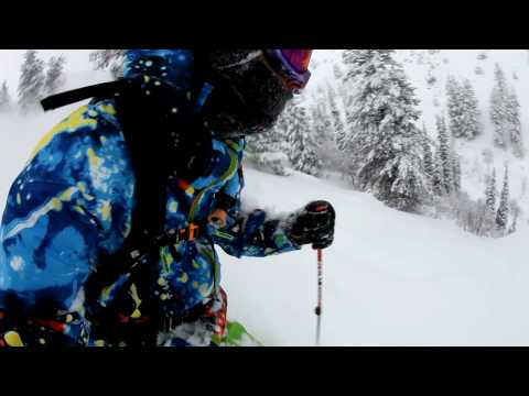 Powder Mountain Perspective