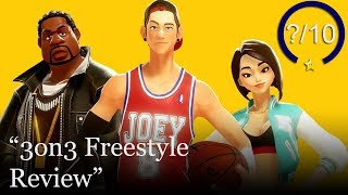 3on3 Freestyle Review (Video Game Video Review)
