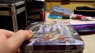 "Opening Exclusive ""Jack Atlas"" Tin (2009) - YuGiOh"