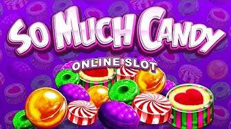 So Much Candy Video Slot - Roxy Palace