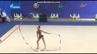 Чемпионат России по Художественной гимнастике 2014 Пенза (День 3) ДИНА АВЕРИНА
