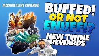 BUFFED Rewards or NOT ENUFF Rewards? 4X PL 140 Mission | Fortnite Save The World