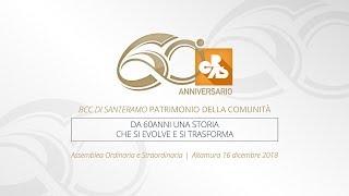 BCC DI SANTERAMO - Patrimonio della Comunità