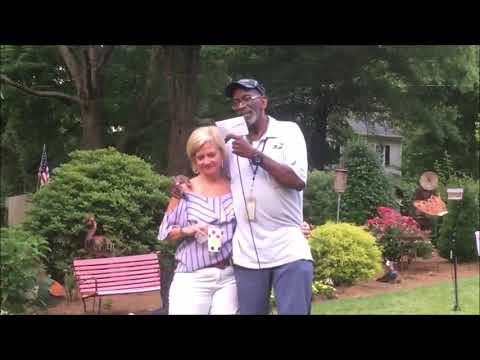 Carmen - Beloved Retired Mail Man Gets Surprise Retirement Party! Grab a Tissue