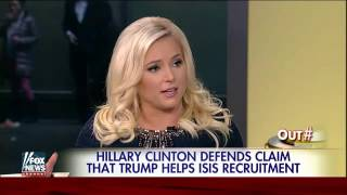 Is Clinton fear-mongering with Trump-ISIS claim?