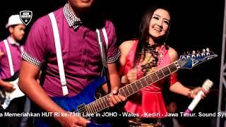 MAQDALENA - LEWUNG - KEN AROCK live joho wates kediri