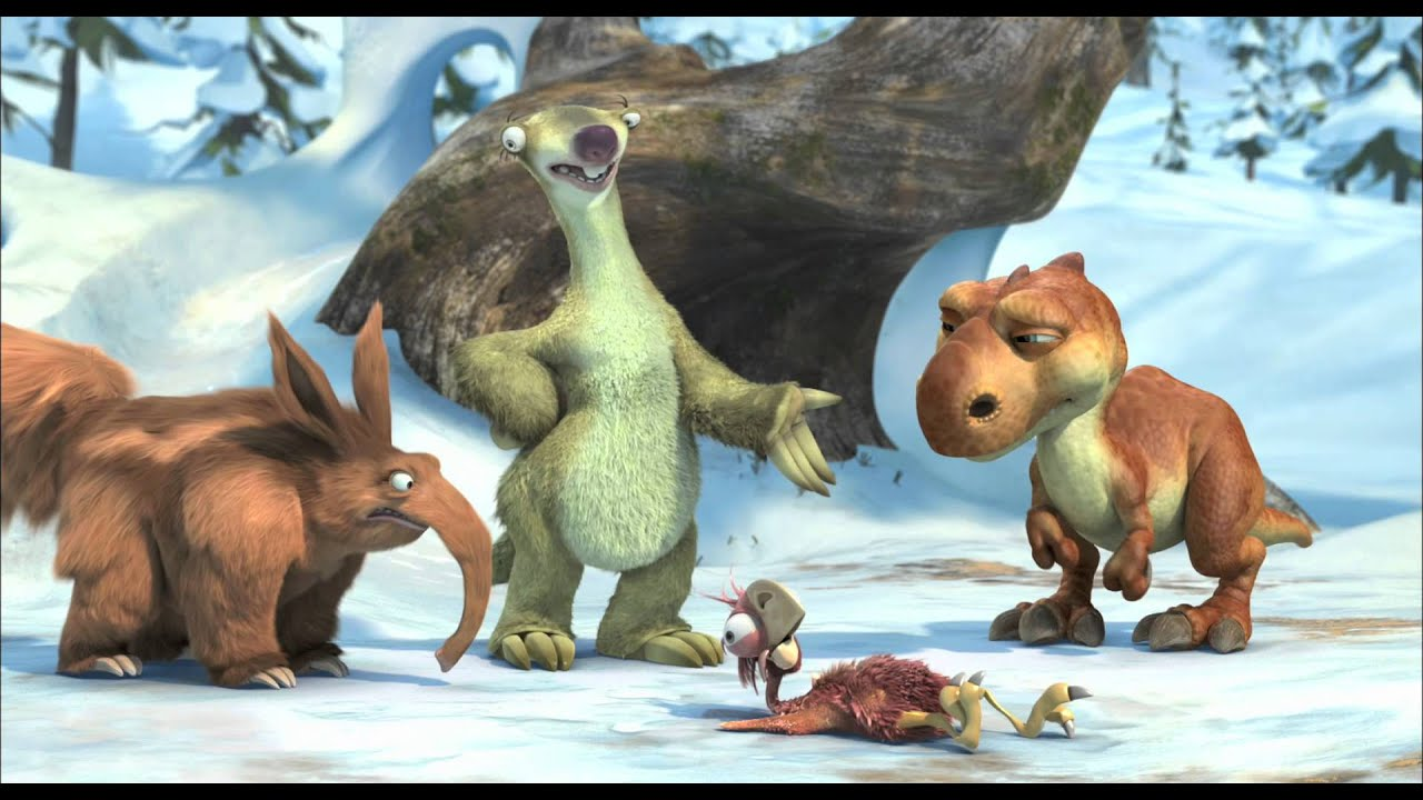 Ice Age: Dawn Of The Dinosaurs - Official® Trailer [HD]