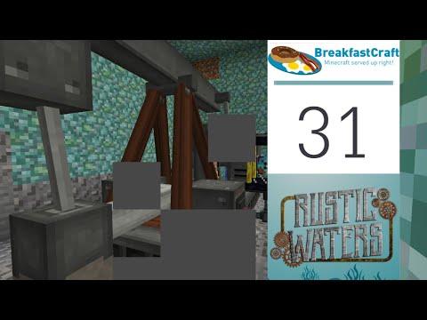 31 | Rustic Waters - Crude Oil | 1.12.2 Modded Minecraft | Breakfastcraft