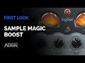 Sample Magic Boost - First Look