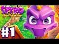 default - Spyro Reignited Trilogy - PlayStation 4