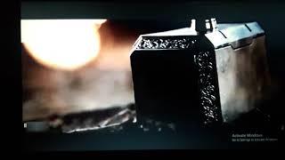 Captain America Lifts Thor's mjoiner /hammer in Avengers Endgame