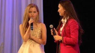 Алиса Кожикина и артисты Ecole: вопросы зала + финальная песня (SuperДети - Красноярск)