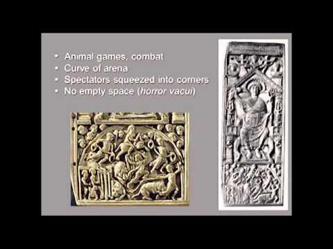 6th Century Ivories