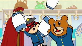 JR西日本×秘密結社鷹の爪さわやかマナーキャンペーン WEB動画#1 thumbnail