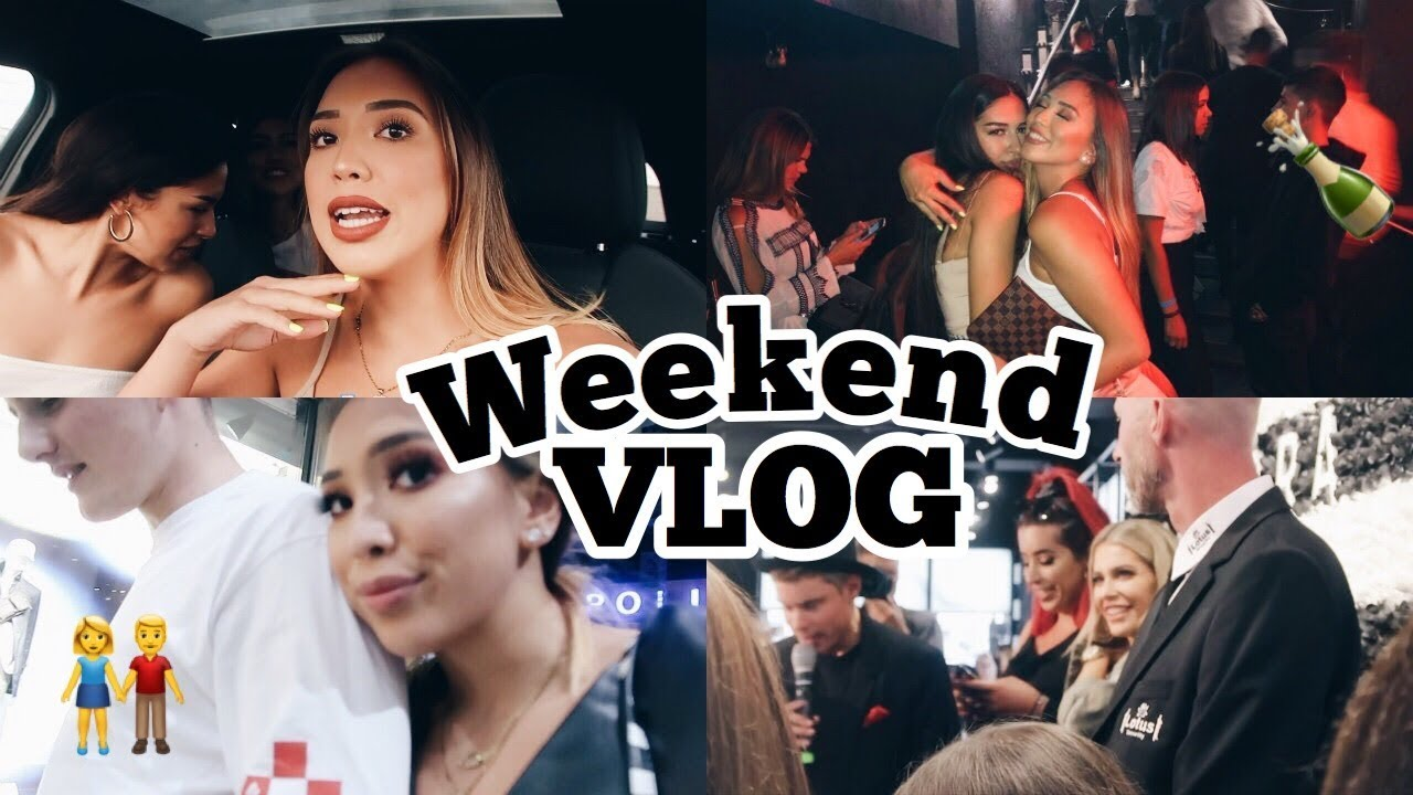 Kino Date 🍿, Clubs & Hangovers 🤢 -Adorable Caro - YouTube